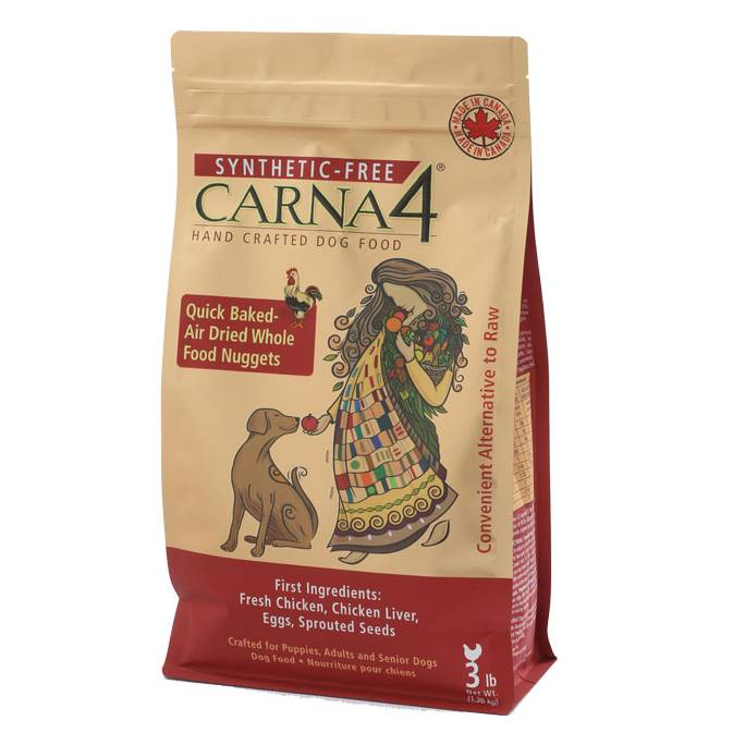 Carna4 Handcrafted Dog Food