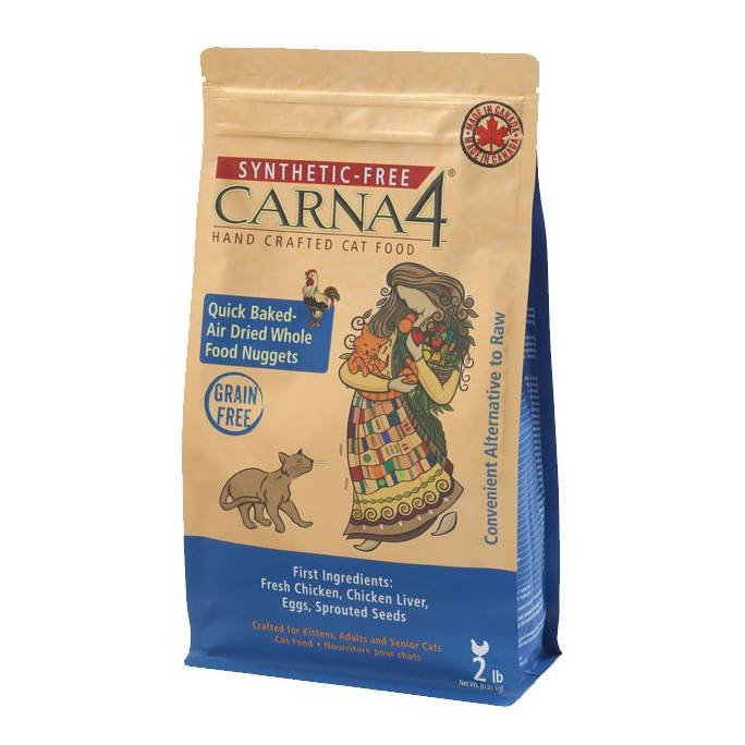 Carna4 Handcrafted Cat Food