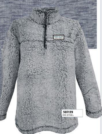 Artisans Pullover, Gray, Womens, Fleece,