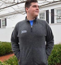Ouray Sportswear Jacket, Gray Fleece, Mens, Berea College