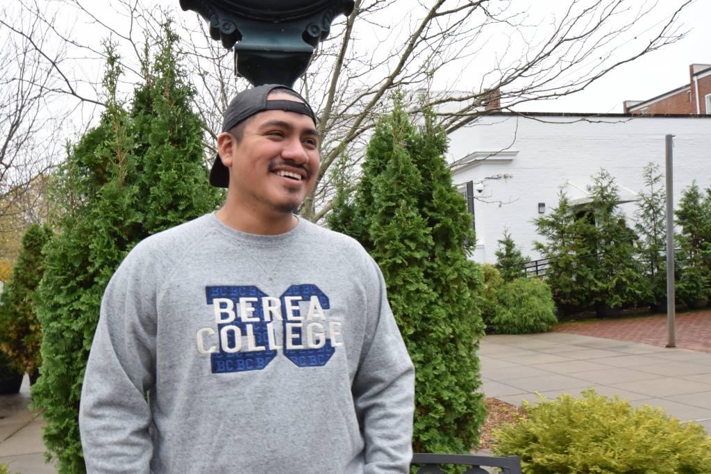 Campus Crew Crewneck, Heather, Berea College BC