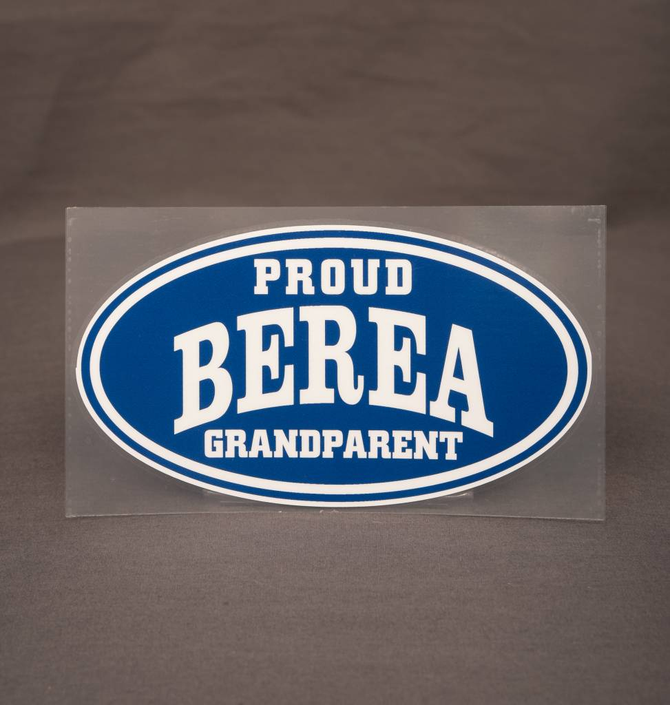 Proud Berea Grandparent Decal-2