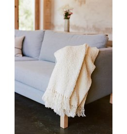 Berea College Crafts Cottage Throw Natural