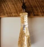 Berea College Crafts Roundtree Broom Natural