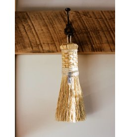 Berea College Crafts Roundtree Broom Natural
