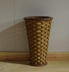 Berea College Crafts Umbrella Stand Walnut