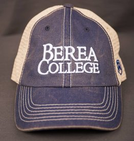 Top of the World Headware Denim and Mesh Berea College Ball Cap