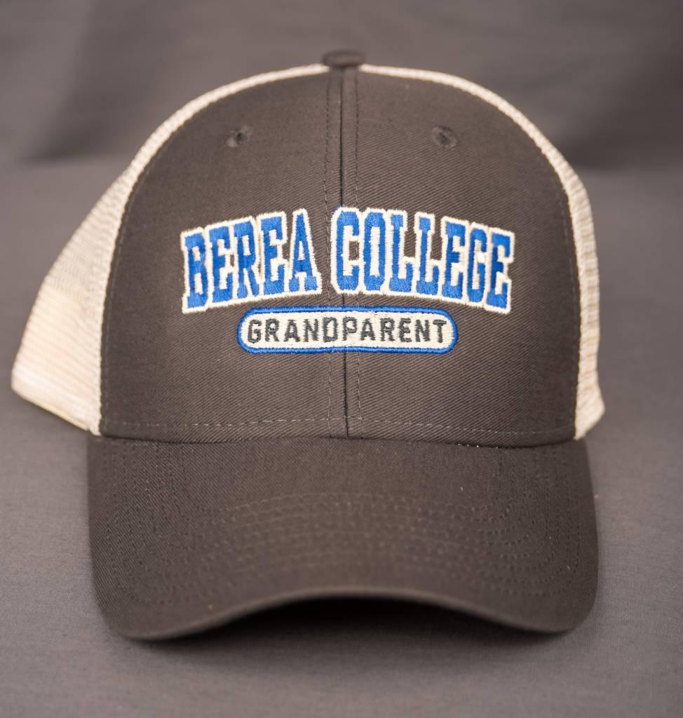 Ouray Sportswear Grandparent Grey Ball Cap