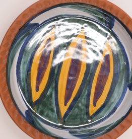 Berea College Crafts Pie Plate