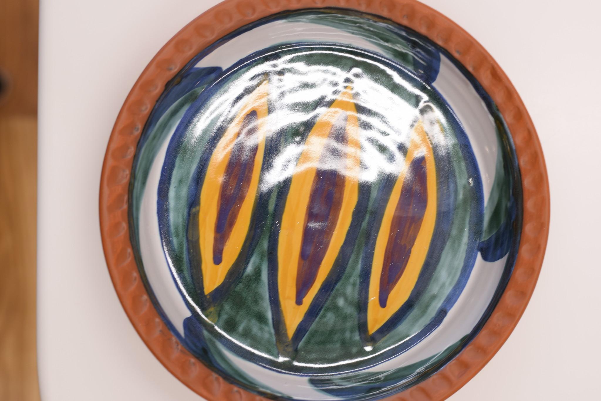Berea College Crafts Pie Plate