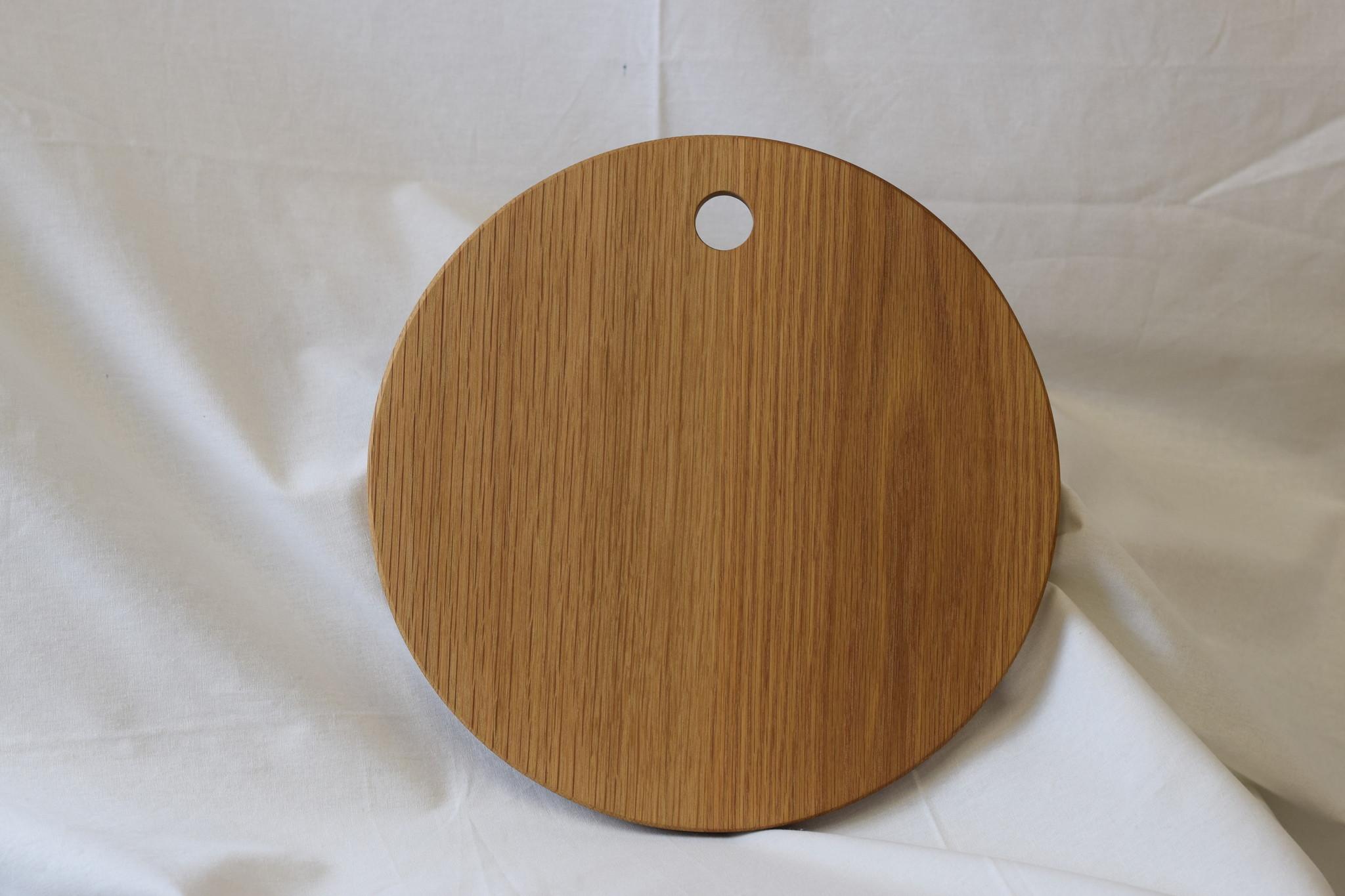 Berea College Crafts Cutting Disk, Large Oak