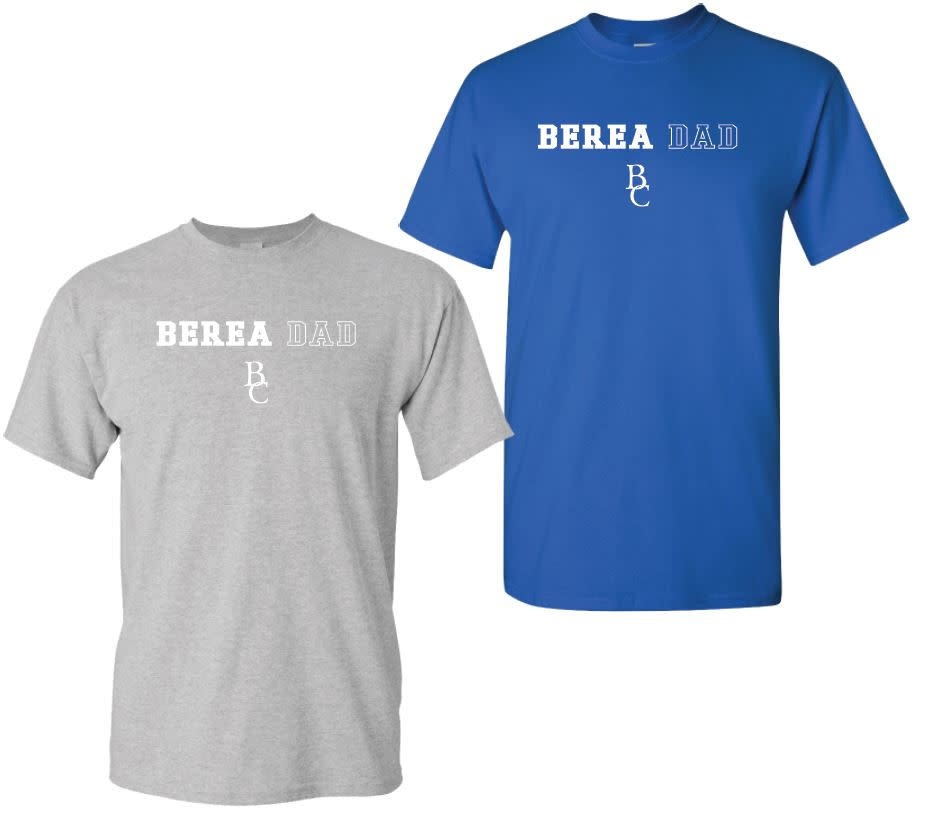 Berea Dad T-shirt-1
