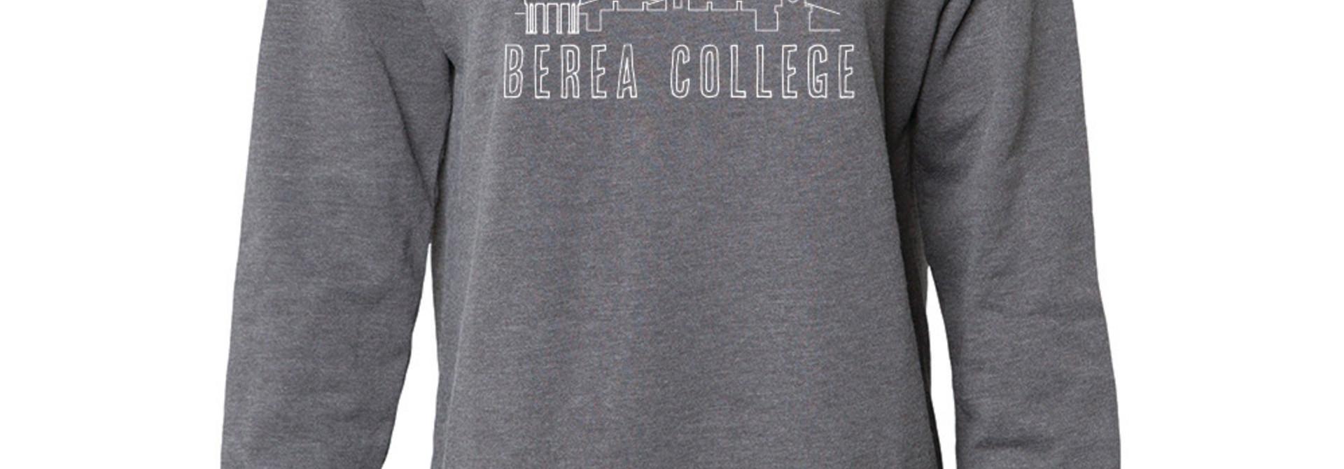Berea College Adventurer logo Hoodie