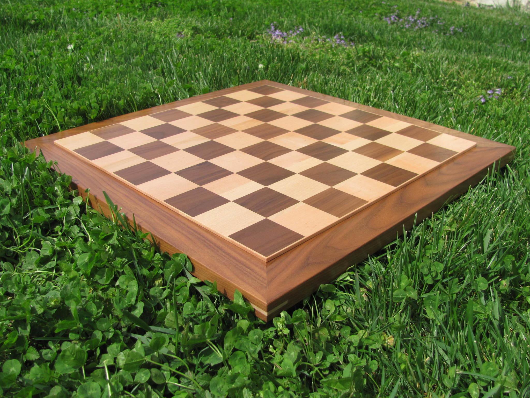 Berea College Crafts Checkerboard