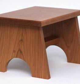 Berea College Crafts Child's Stool Cherry