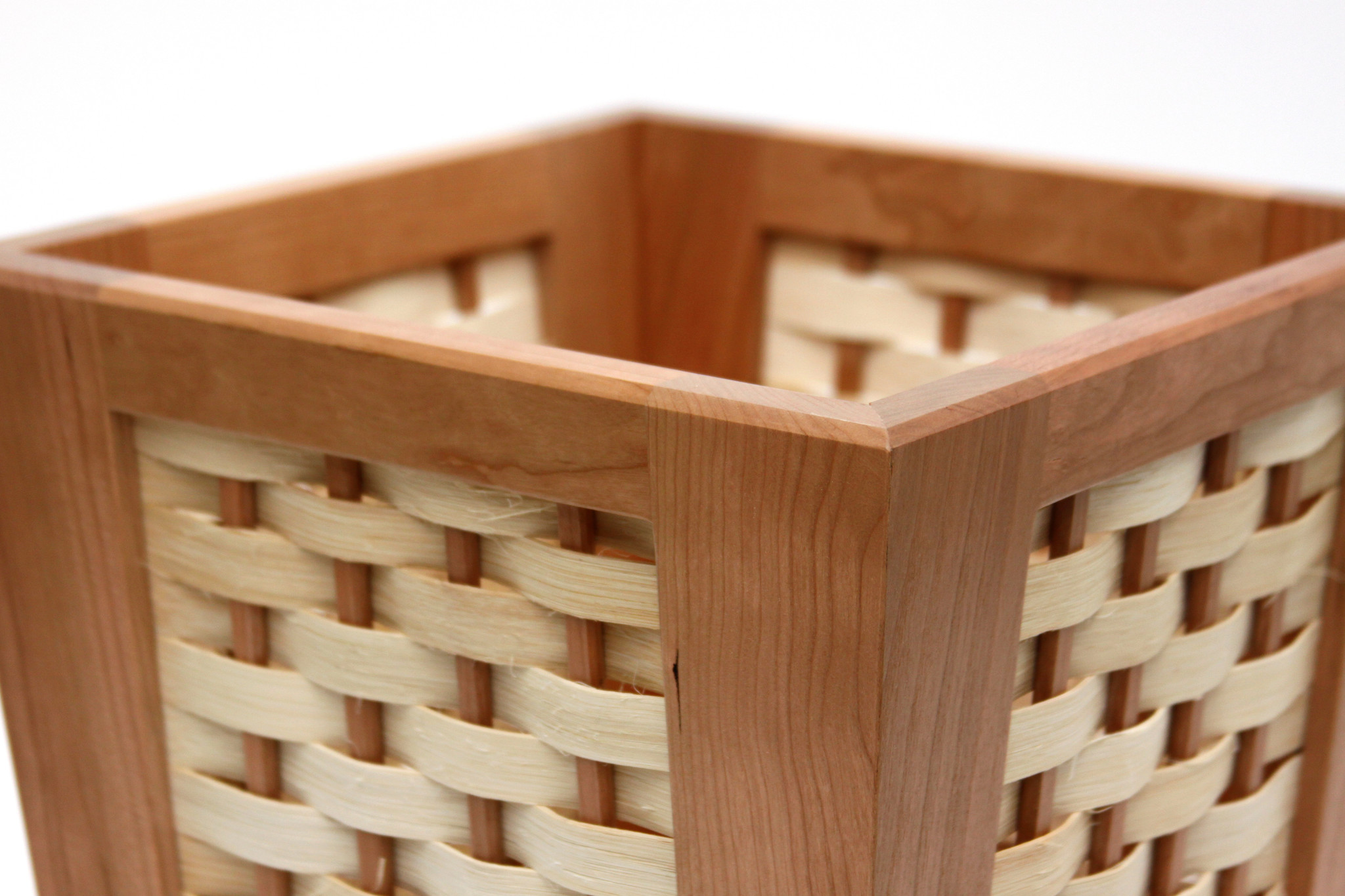 4 Square Basket Cherry-3