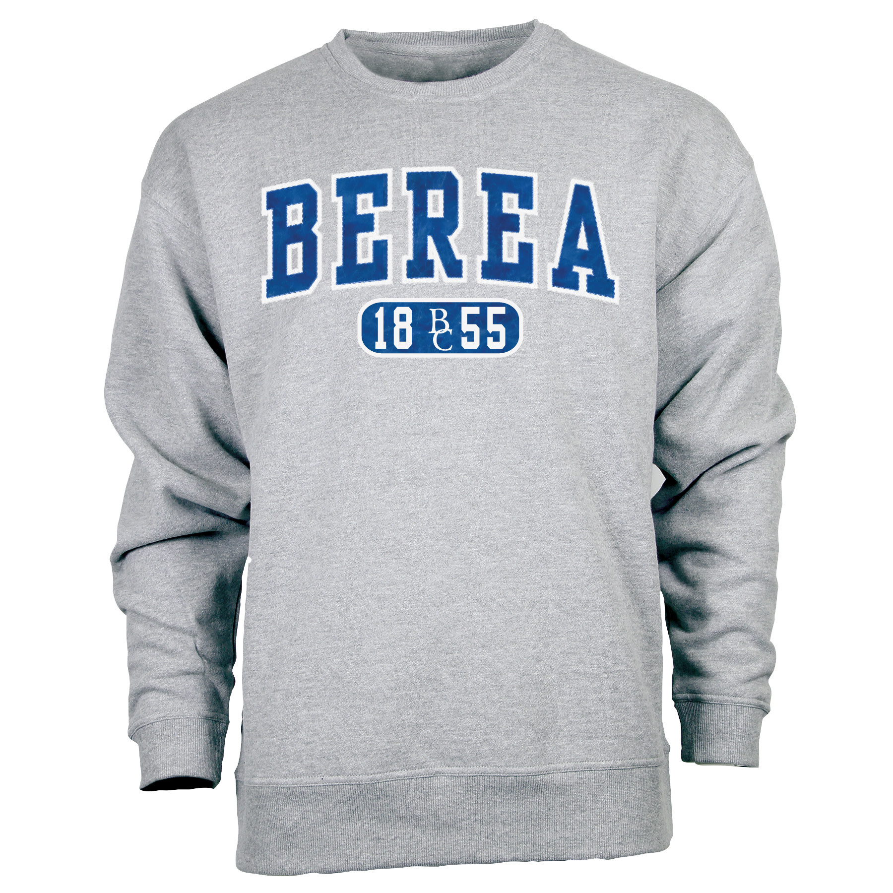 Heather Crewneck Sweatshirt-1