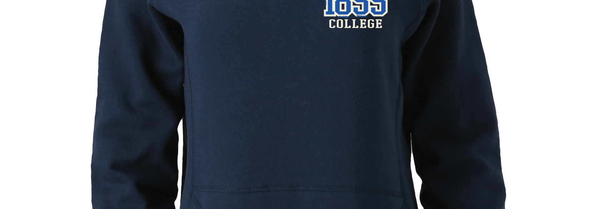 Embroidered Berea Pullover