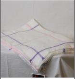 Berea College Crafts Baby Blanket Block Primrose