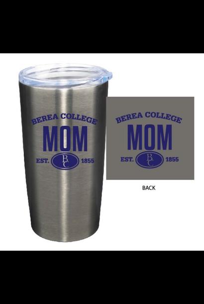 Silver Berea Mom or Dad Tumbler