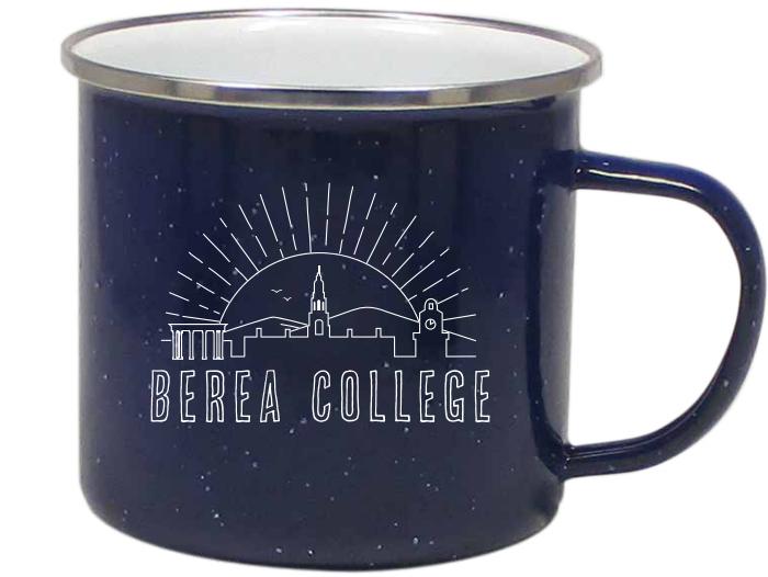 Cobalt Berea College Mug-2