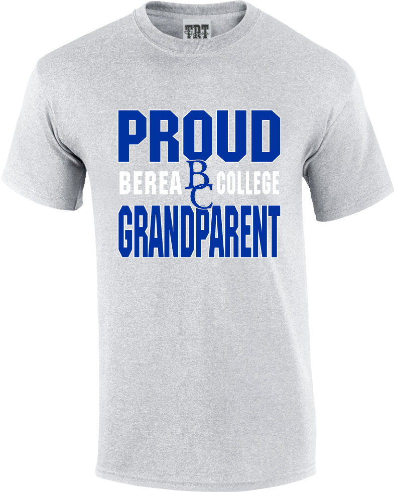 Proud BC Grandparent T-Shirt-1