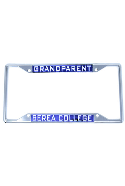 License Plate Frame, Berea College Grandparent