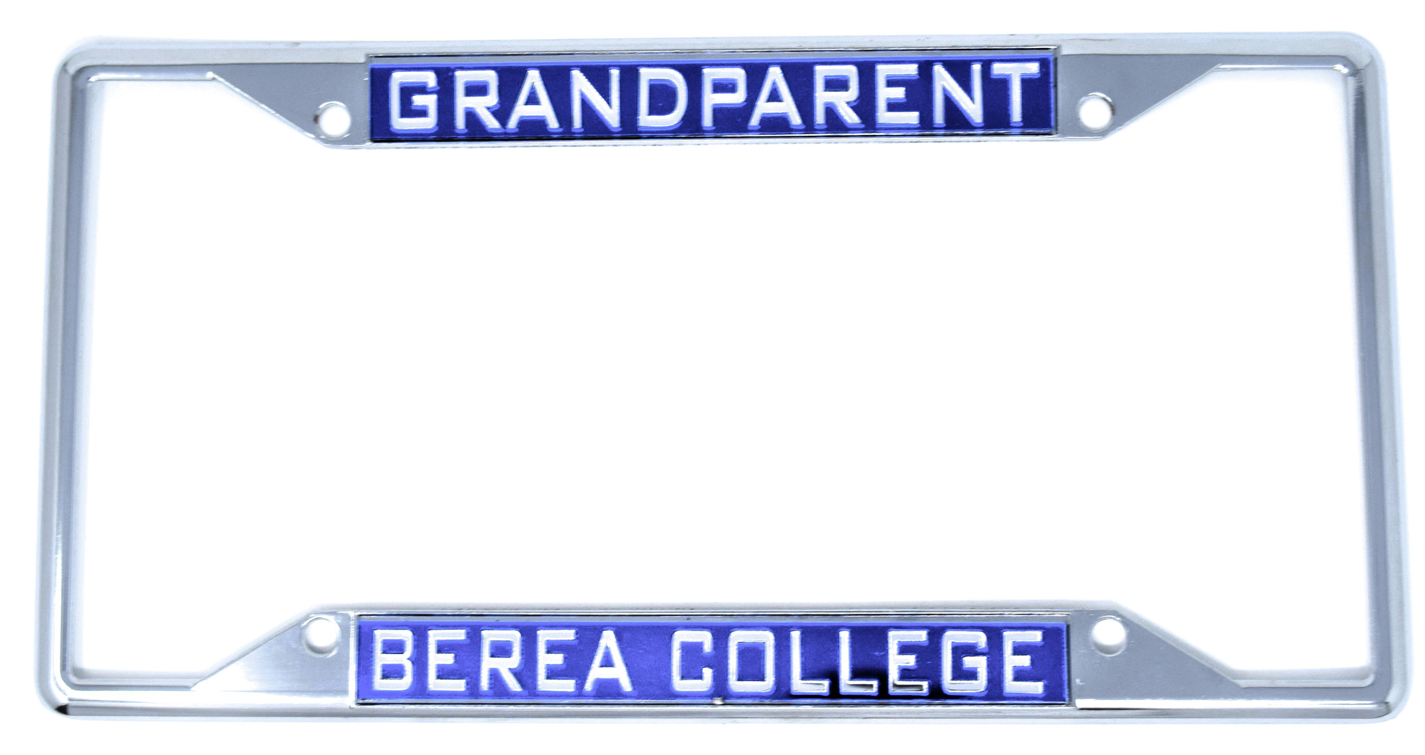 License Plate Frame, Berea College Grandparent-1