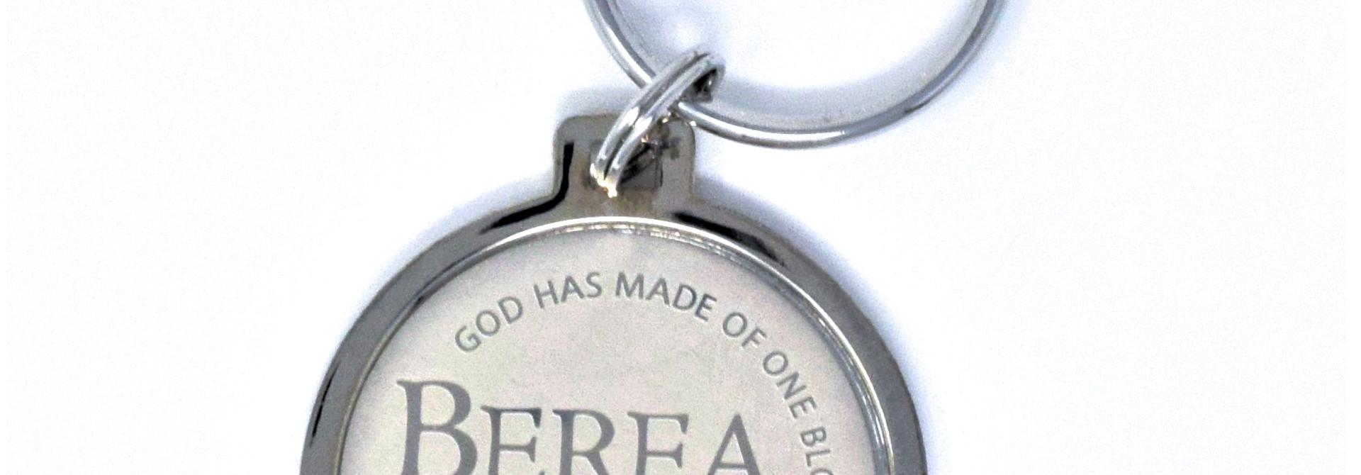 Split Wire Berea Motto Key Chain