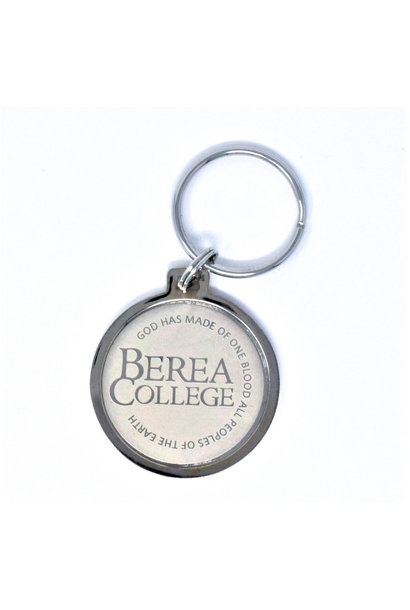Split Wire Berea Motto Key Chain