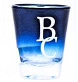 RFSJ Inc. Shot Glass, Blue Chrome, BC 1.5oz