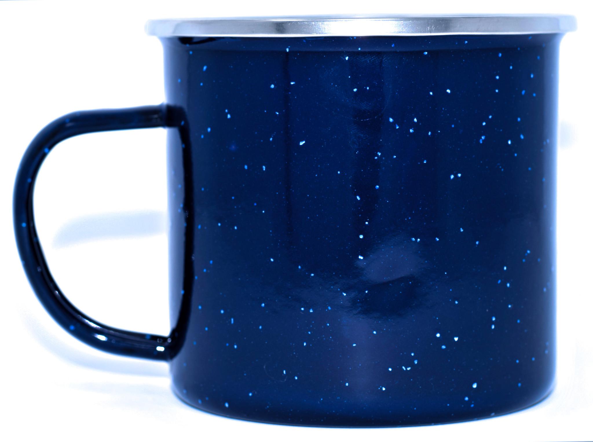 Cobalt Berea College Mug-4