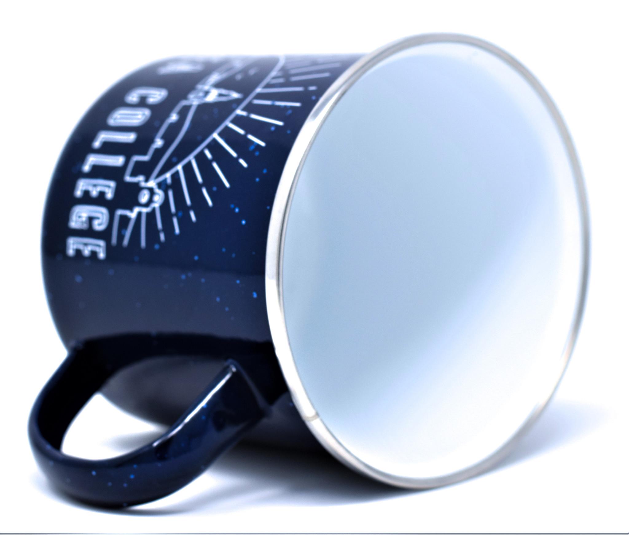 Cobalt Berea College Mug-3