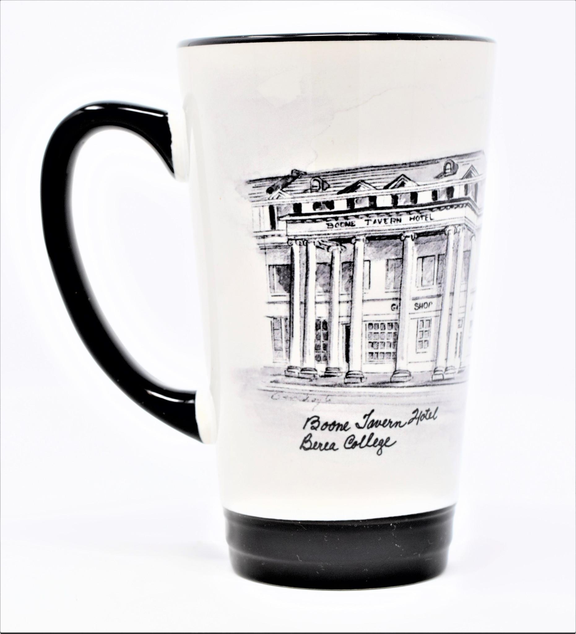 Mug, Boone Tavern-3