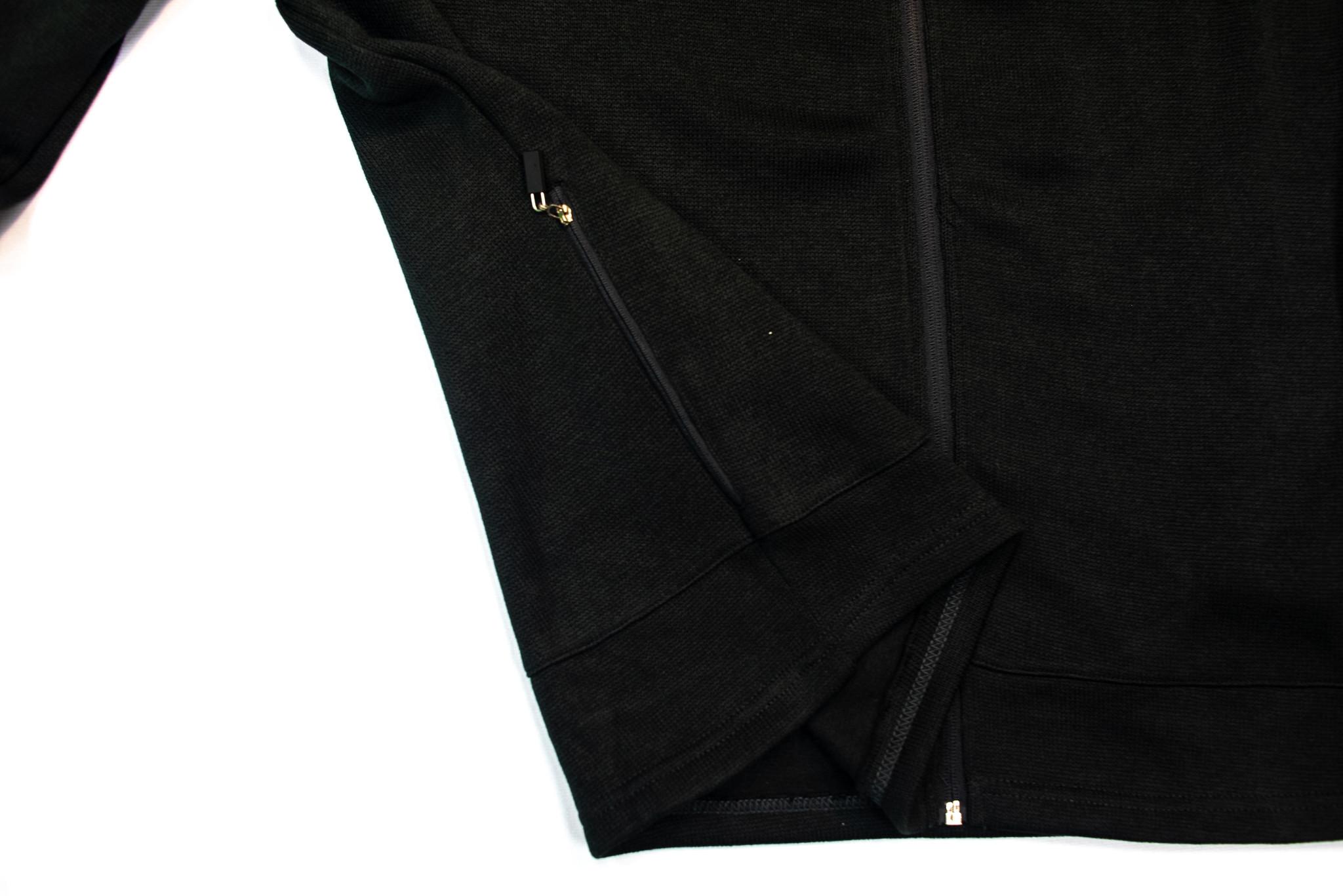 Jacket,Black,Fleece,BereaCollege