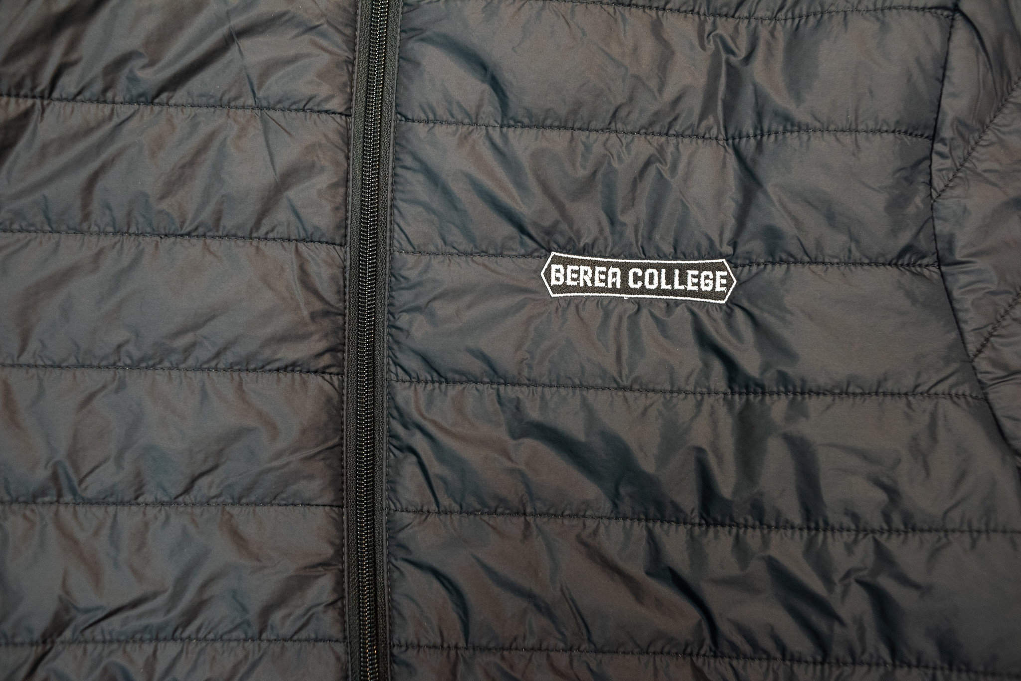 Black Quilted Berea Jacket-2