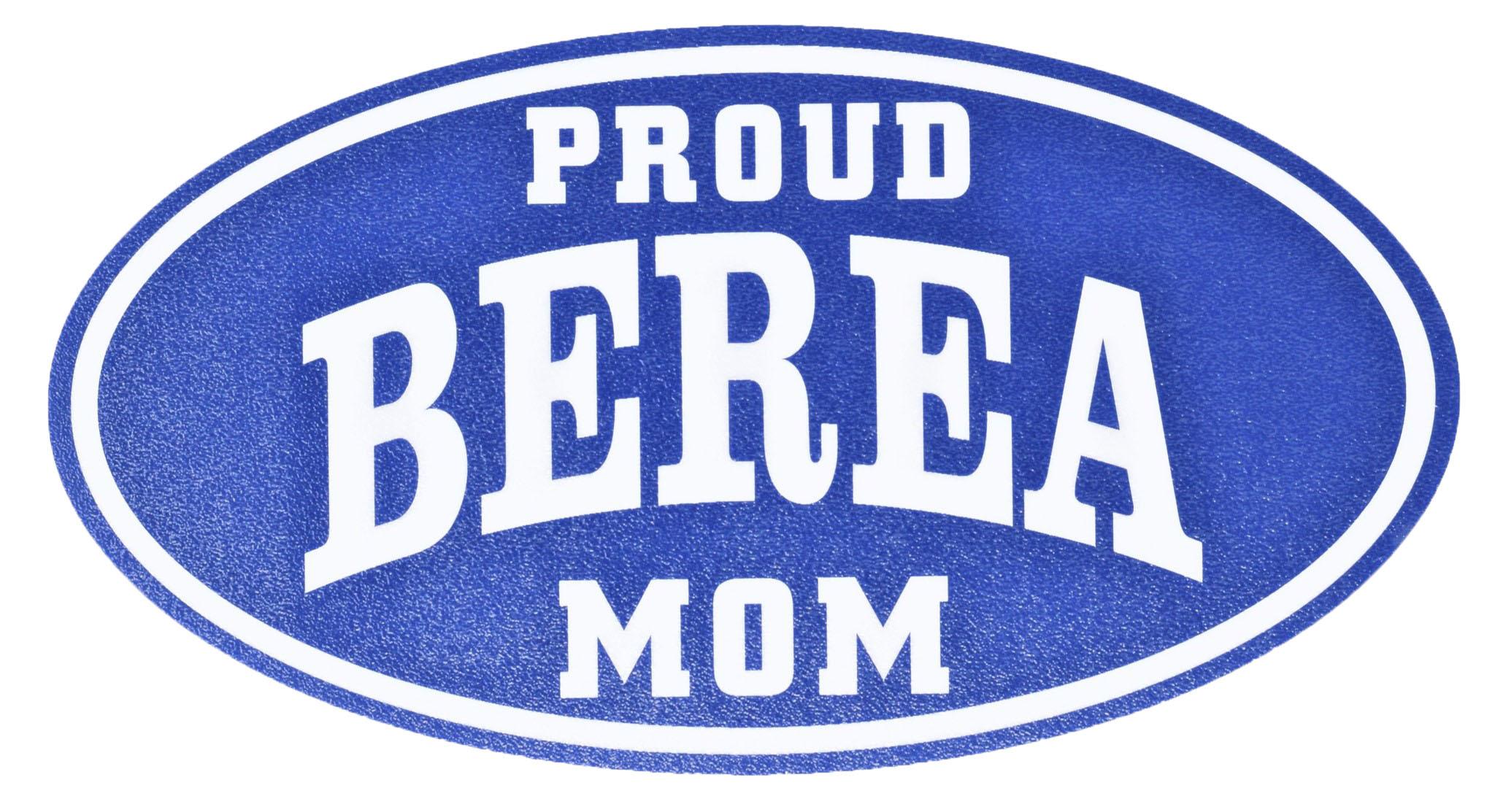 Proud Berea Mom Decal-1