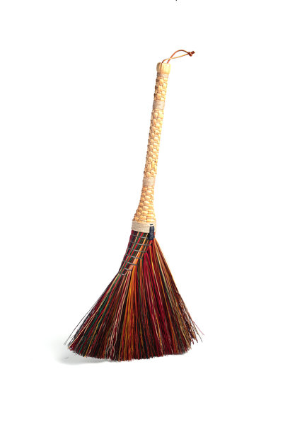 Hearthsweep Broom Multicolor