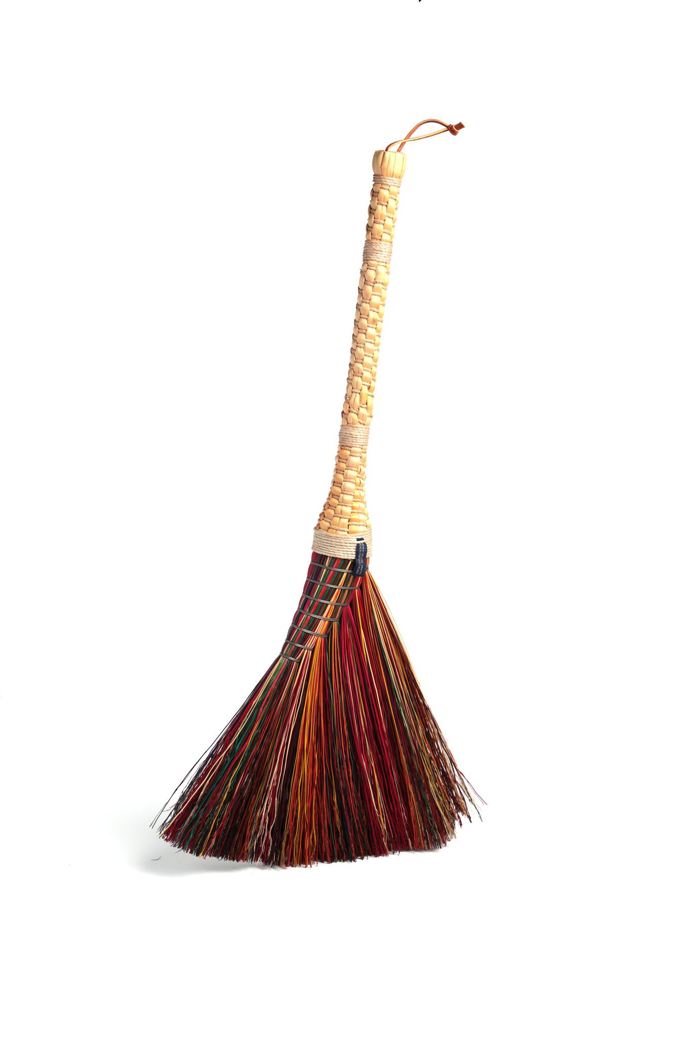Hearthsweep Broom Multicolor-1