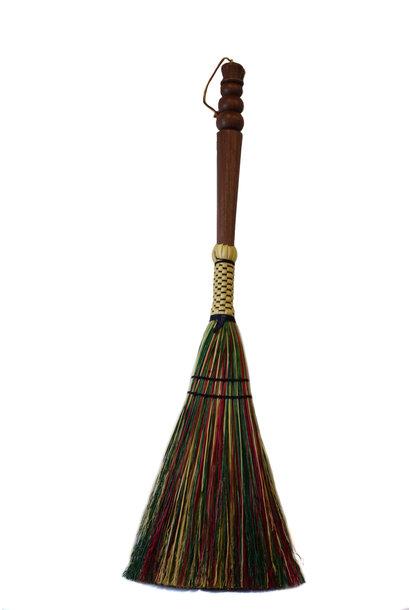 Yuletide Broom Walnut