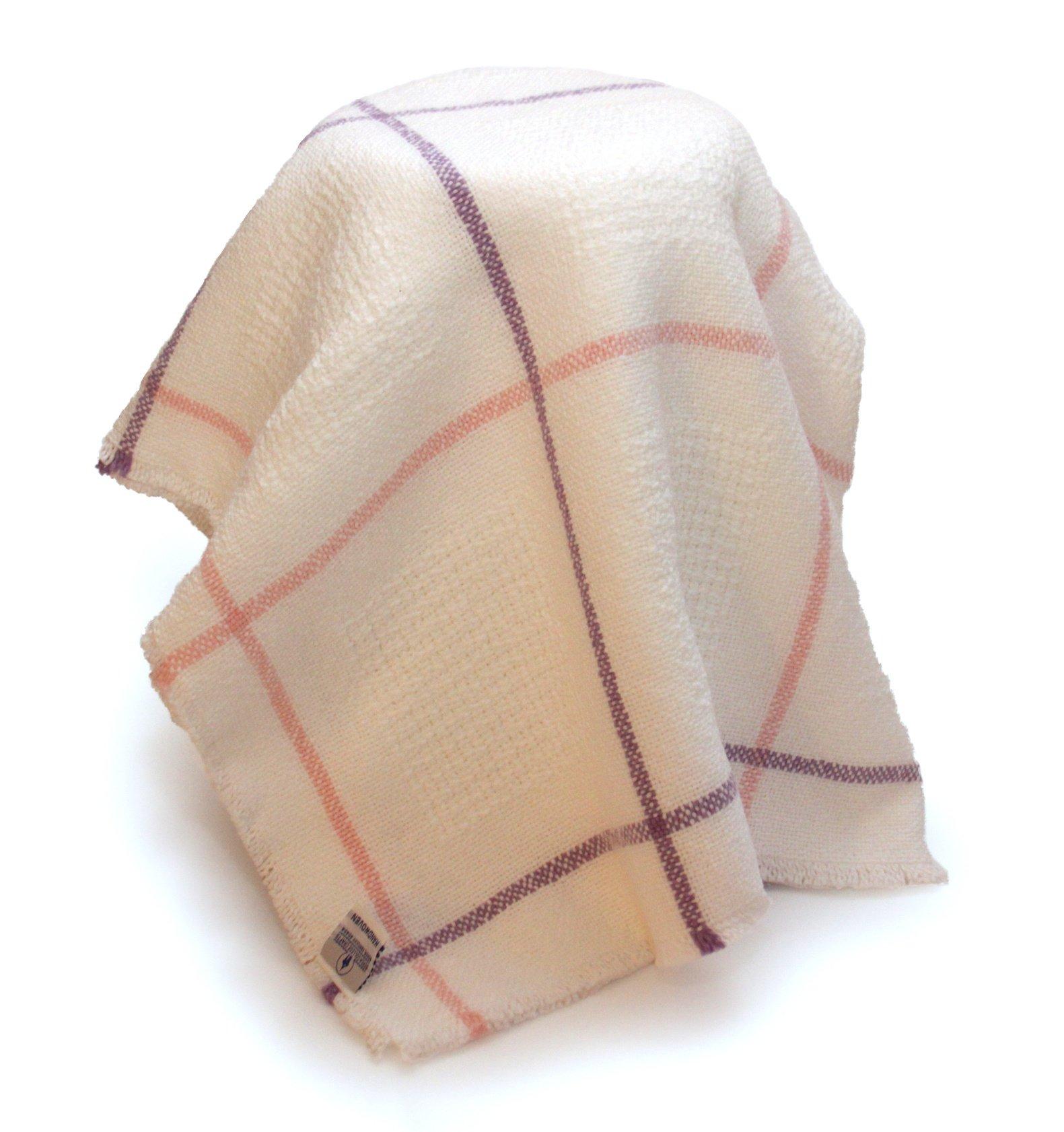 Grid Block Baby Blankets-1