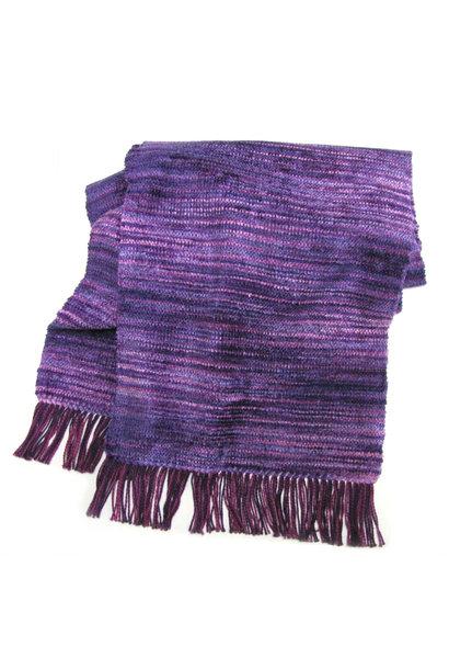 Scarf Violet Boutique Cotton/Chenille