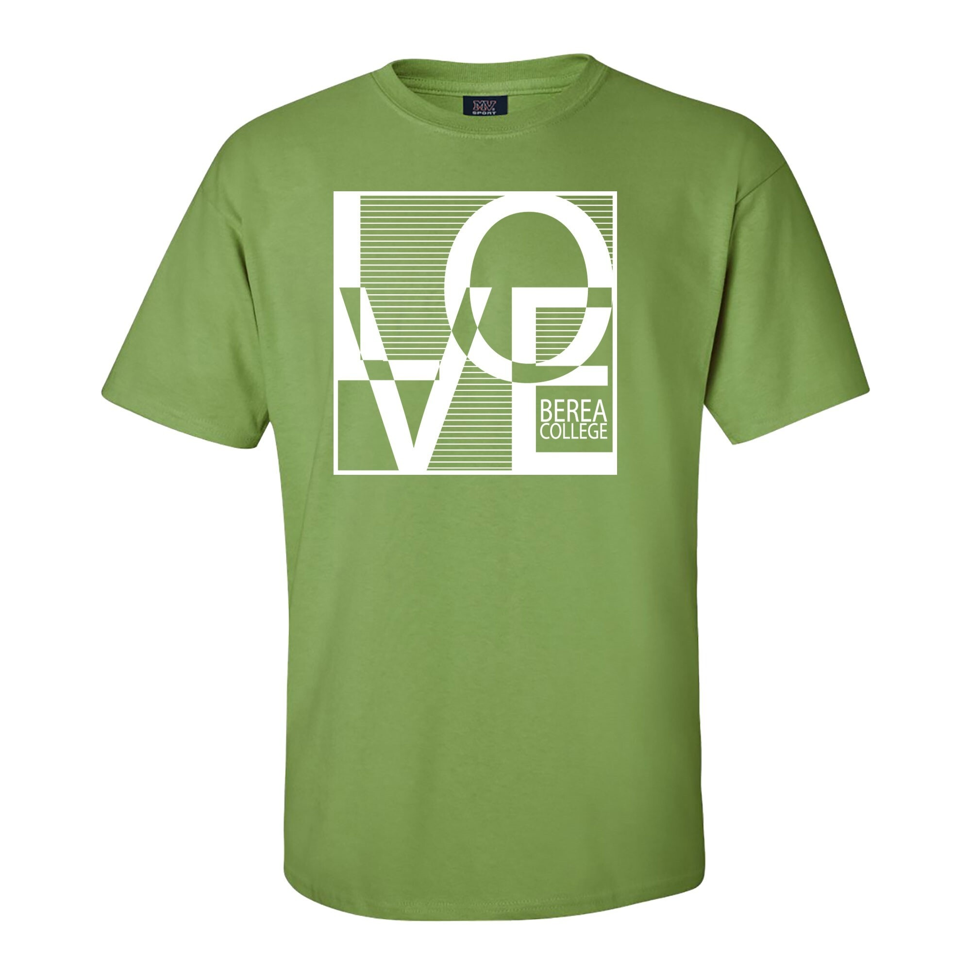 Berea College Love T-Shirt-1