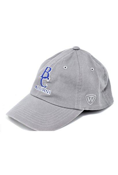 Grey BC Alumni Hat