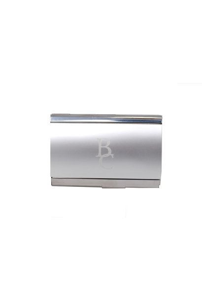 BC Metal Business Card Holder