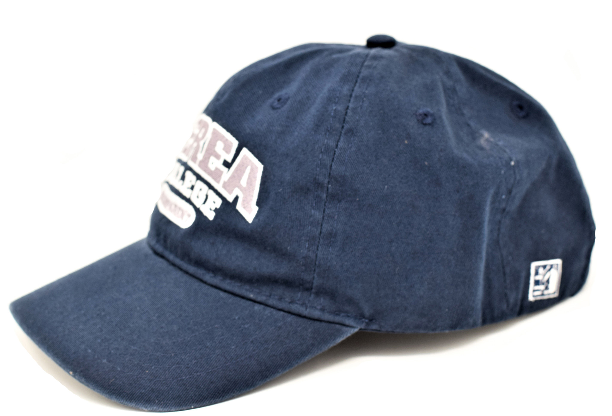 Ball Cap, Berea College Grandparent, Strap, Navy-2