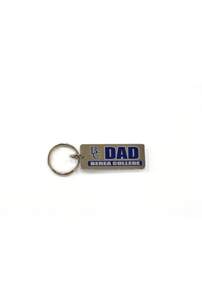 Berea College Dad Keychain