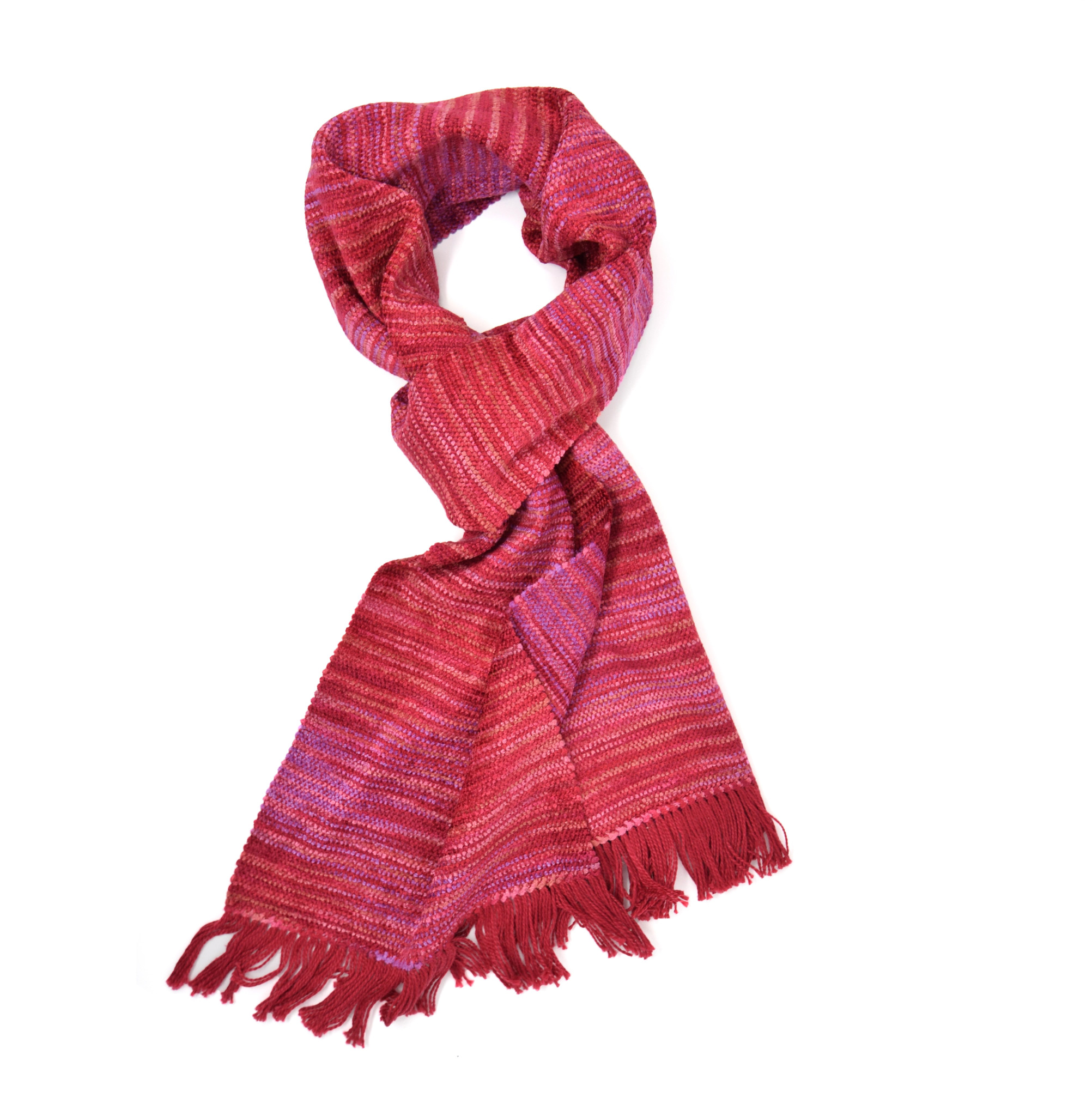 Chenille Scarves-3