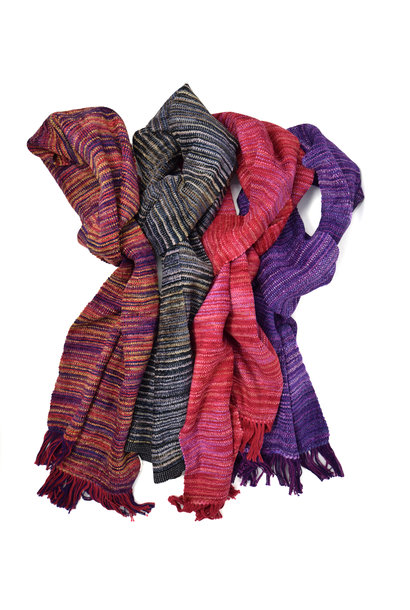 Chenille Scarves (2lbs)