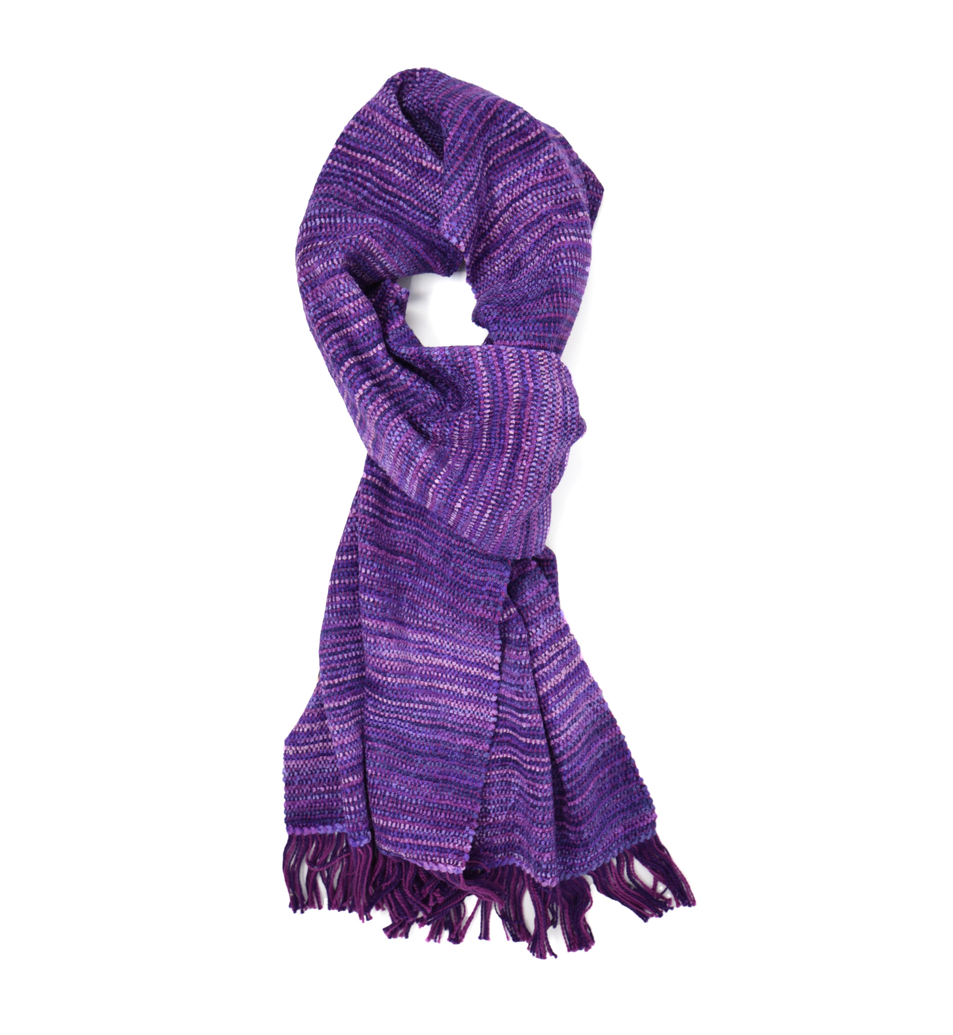 Chenille Scarves-1